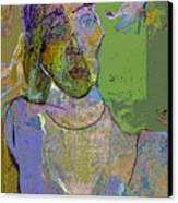 Dismay Canvas Print