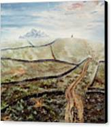 Distant Journey Canvas Print