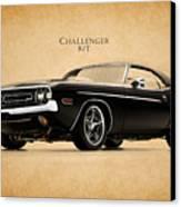 Dodge Challenger Canvas Print