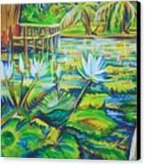 Dominicana Canvas Print