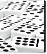 Dominoes I Canvas Print by Tom Mc Nemar