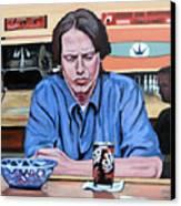 Donny Kerabatsos Canvas Print by Tom Roderick