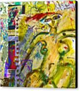 Doodle 4 Canvas Print