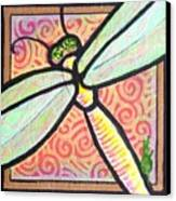 Dragonfly Fantasy 3 Canvas Print