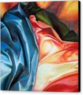 Drape Canvas Print