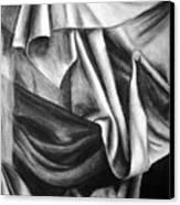 Drapery Still Life Canvas Print