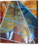 dream about Egypt Canvas Print