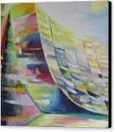 Dream City No.6 Canvas Print