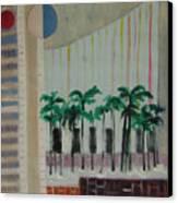 Dream City No.7 Canvas Print