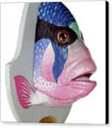 Dreamfish Trophy Canvas Print by Artem Efimov