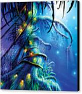 Dreaming Tree Canvas Print by Philip Straub