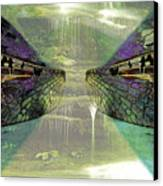 Dreamtime Gondwanaland Canvas Print