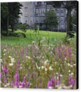 Dromoland Castle  Ireland Canvas Print by Pierre Leclerc Photography