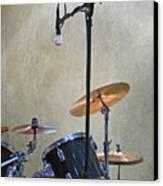 Drummers Joy Canvas Print