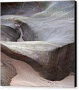 Dry Creek Canvas Print by Bob Christopher