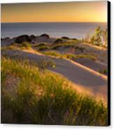 Dunes Canvas Print by Jason Naudi Photography