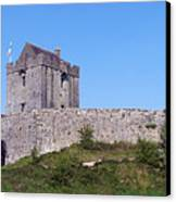 Dunguaire Castle Kinvara Ireland Canvas Print