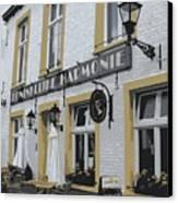 Dutch Cafe - Digital Canvas Print