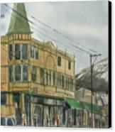 E Trail Canvas Print