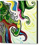 Earths Tears Canvas Print