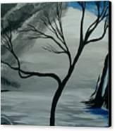 Eastern Light Canvas Print