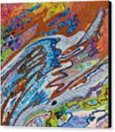 Eastward Ho Canvas Print by Martha Ressler