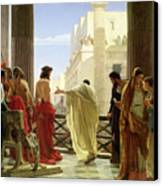 Ecce Homo Canvas Print