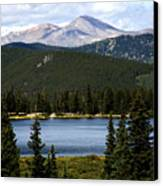Echo Lake Colorado Canvas Print