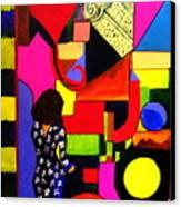 Eclectic Mix Canvas Print