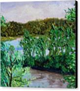 Ecp 5-26 Canvas Print