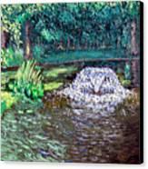 Ecp 7-12 Canvas Print