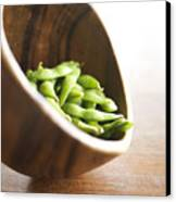 Edamame Canvas Print by Kicka Witte - Printscapes