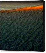 Edge Of Time.. Canvas Print by Al  Swasey