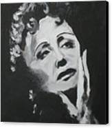 Edith Canvas Print by Zhanna Diachenko