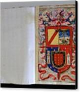 Ejecutorias 2 Canvas Print