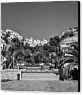 El Capistrano, Nerja Canvas Print by John Edwards