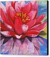 Ela Lily Canvas Print
