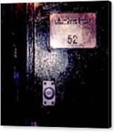 Electric Lady 52 Canvas Print