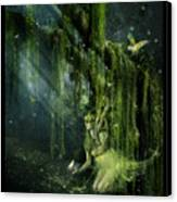 Elemental Earth Canvas Print