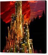 Elfen Conclave Canvas Print