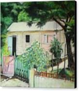 Elida House Canvas Print