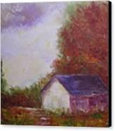 Elmer's Farm Canvas Print