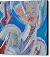 Embrace Me Canvas Print