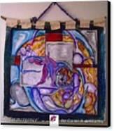 Emergence Canvas Print by Carol Rashawnna Williams