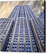 Empire State Building  Canvas Print by John Farnan