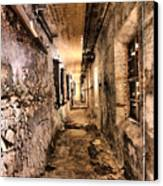 Endless Decay Canvas Print by Andrew Paranavitana