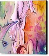 Eroscape 09 1 Canvas Print