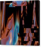 Erotic Composure - Practical Fantasy 2015 Canvas Print by James Warren
