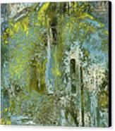 Etrurian Lane Canvas Print