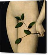 Eve Canvas Print by The Elder Lucas Cranach